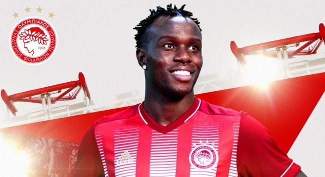 Olympiakos Brumayı kiraladı