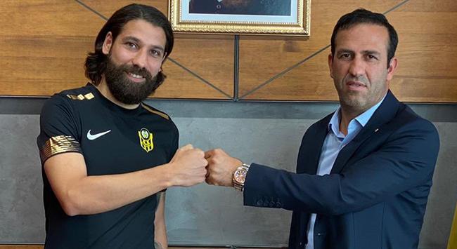 Yeni Malatyaspor Olcay Şahanı transfer etti