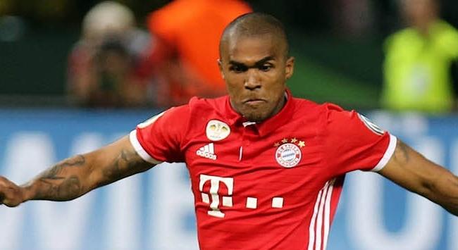 Douglas Costa Bayern Münihe geri döndü