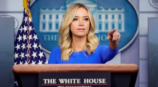 Beyaz Saray Sözcüsü McEnanynin koronavirüs testi pozitif