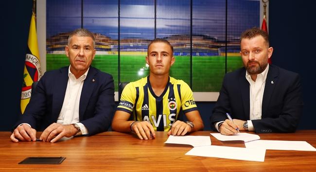 Dimitrios Pelkas Fenerbahçede