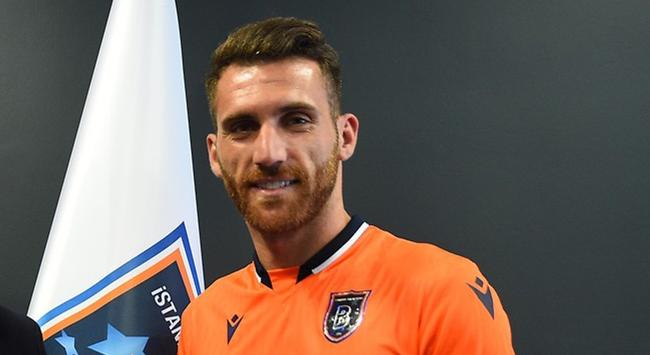 Başakşehir Vieirayı Belçika ekibine kiraladı