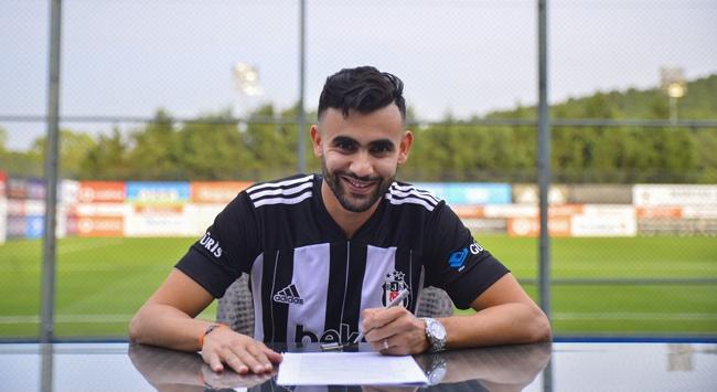 Rachid Ghezzal Beşiktaşa imza attı