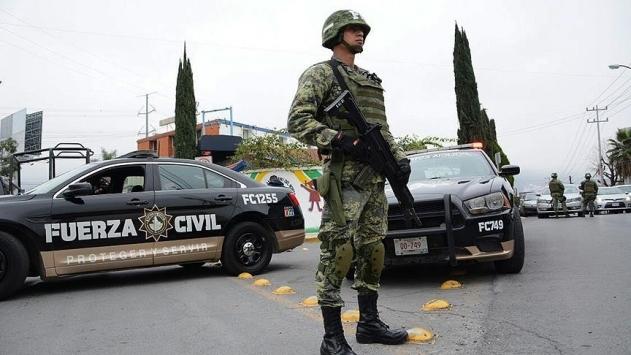 Meksikada silahlı saldırı: 6 ölü, 6 yaralı