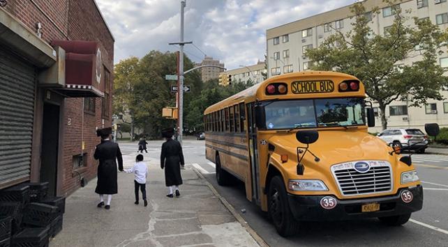 New Yorkta 9 mahalle vaka sayısındaki artış nedeniyle tekrar kapatılacak