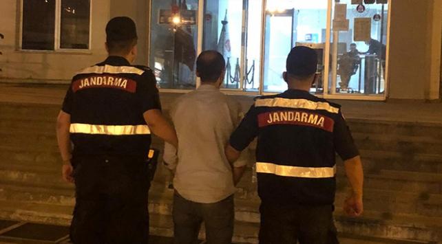 İzmirde bahçeden 81 kilogram incir çalan zanlı tutuklandı