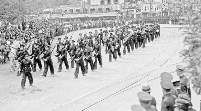 İstanbul 97 yıl önce düşman işgalinden kurtarıldı