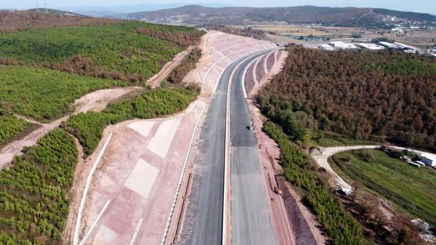 Kuzey Marmara Otoyolu Projesi salgın sürecinde hız kesmedi