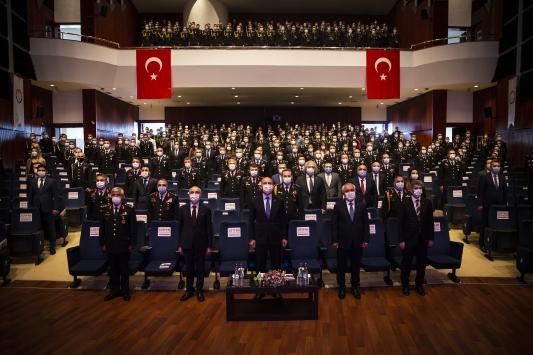 Jandarma ve Sahil Güvenlik Akademisi Eğitim ve Öğretim Yılı Açılış Töreni