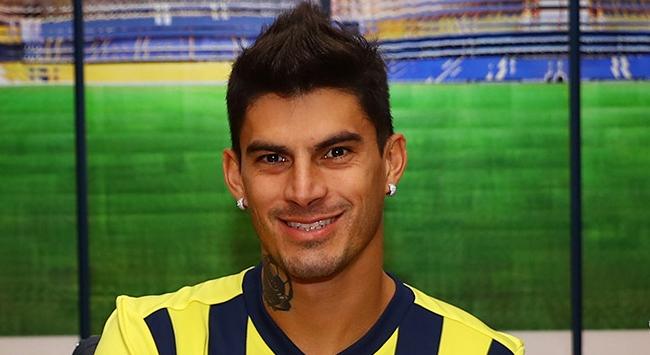 Fenerbahçenin 3. Arjantinlisi Diego Perotti