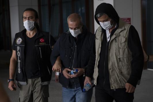 Edirnede uyuşturucu operasyonunda yakalanan 3 zanlı tutuklandı