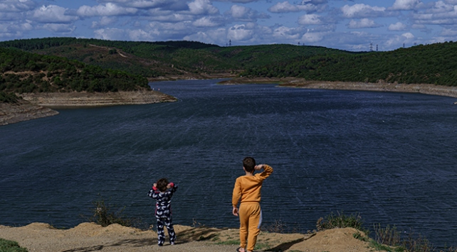 İstanbul barajlarında doluluk yüzde 40ın altına indi