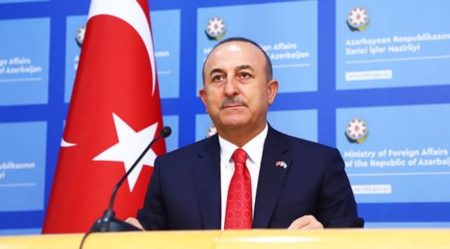 Dışişleri Bakanı Çavuşoğlu TRT Habere konuştu