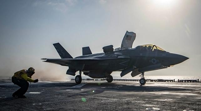 ABDde F-35 uçağının kazasından sistem arızası çıktı