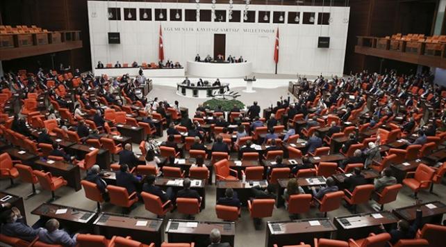 Mecliste Mali, Orta Afrika Cumhuriyeti ve Lübnan tezkereleri kabul edildi
