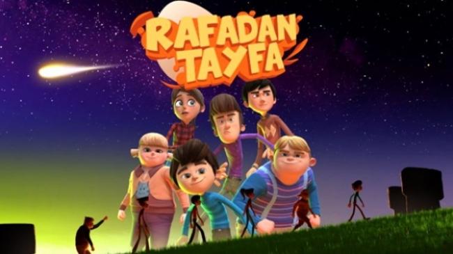 """""""Rafadan Tayfa: Göbeklitepe"""" televizyonda ilk kez TRT 1'de"""