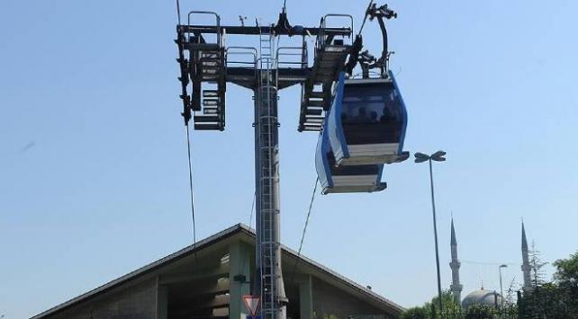 Eyüp-Piyer Loti teleferik hattı 1 hafta hizmet veremeyecek