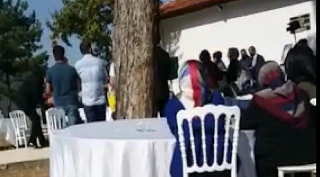 Karabükte COVID-19 tedbirlerine uymayan düğün sahiplerine ceza