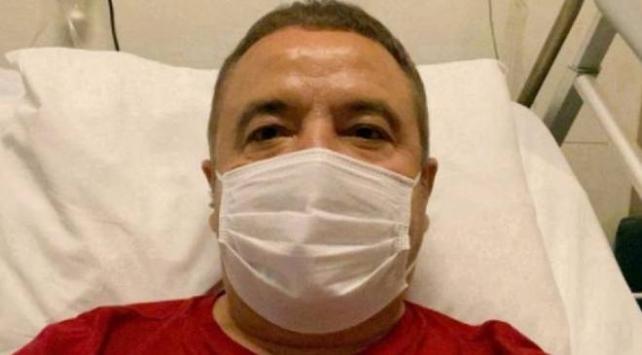 Akdeniz Üniversitesi Rektörü Özkan: Başkan Böcekin akciğerini toparlamaya çalışıyoruz