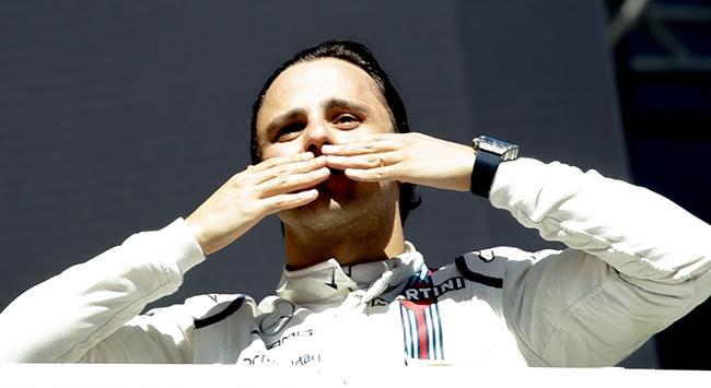 İstanbul Parkın en başarılısı Felipe Massa