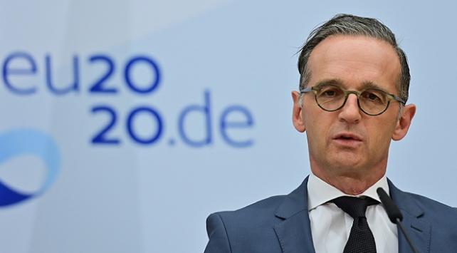 Almanya Dışişleri Bakanı Maas, Rusyayı yaptırımla tehdit etti