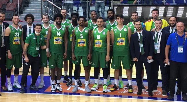 Bursaspor-Cedevita Olimpija maçına koronavirüs iptali