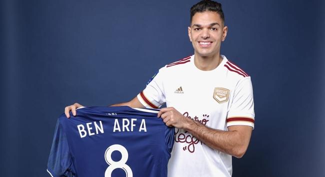 Hatem Ben Arfa Bordeauxya transfer oldu