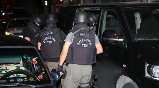 İstanbulda DEAŞ ve HTŞ terör örgütlerine yönelik operasyon