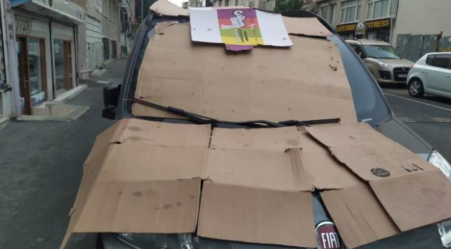 İstanbullular doluya karşı önlemi aldı