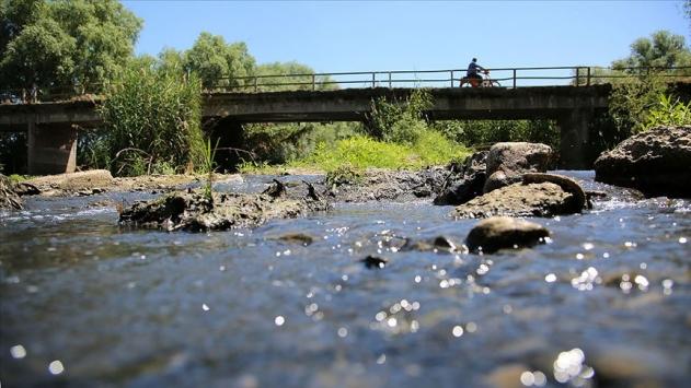 Gediz Nehrinde su kalitesini artırmak için yatırımlar sürüyor