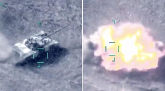 Azerbaycan ordusu, Ermenistanın 10 tankını daha imha etti