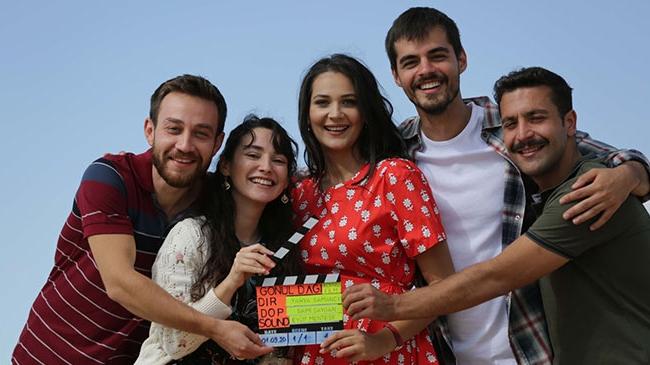"""TRT 1'in yeni dizisi """"Gönül Dağı"""" 17 Ekim'de başlıyor"""