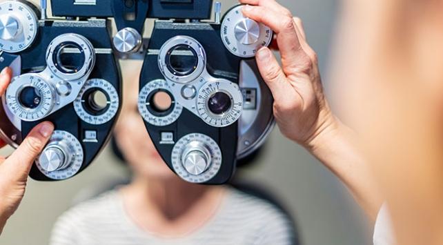 Dünyada yaklaşık 1 milyar kişide önlenebilecek görme bozukluğu var