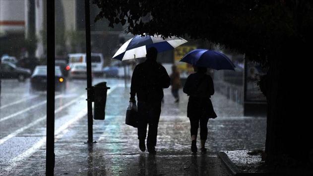Hava nasıl olacak? Meteorolojiden 33 il için uyarı... 8 Ekim İstanbul hava durumu...