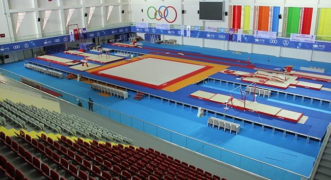 Avrupa Artistik Cimnastik Şampiyonası Mersinde yapılacak
