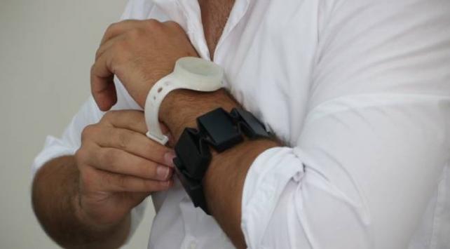 Epilepsi hastaları için akıllı bileklik geliştirildi
