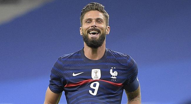 Olivier Girouddan tarihi başarı