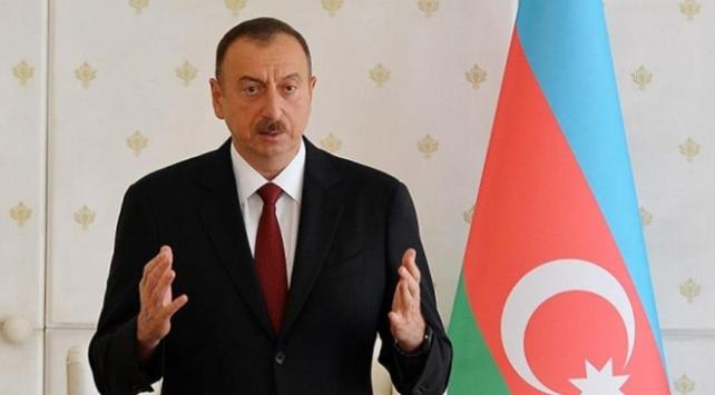 Aliyev: Adaletine güvendiğimiz ülkeler barışın garantörleri olacak
