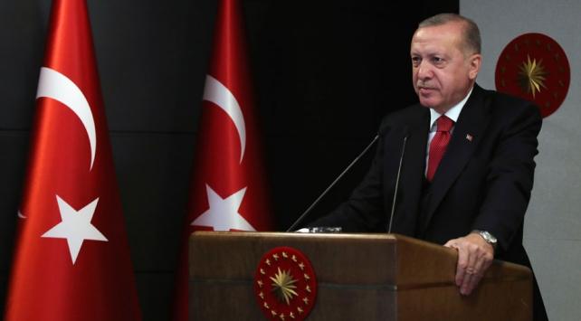 Cumhurbaşkanı Erdoğan: Tüm ülkeleri Azerbaycanın yanında olmaya çağırıyoruz