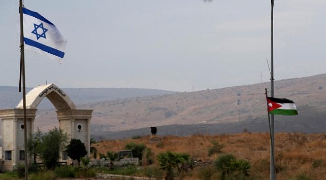 İsrail ile Ürdün hava sahalarını birbirlerinin kullanımına açtı
