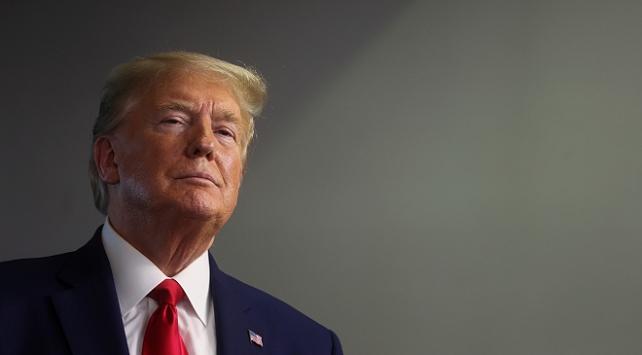 Trump: Beni Çin hasta etti