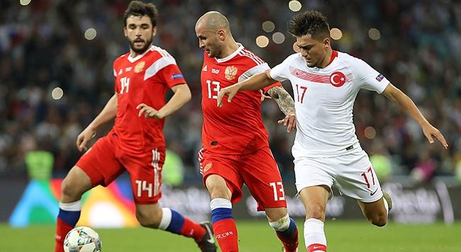 Rusya-Türkiye maçına seyirci alınacak