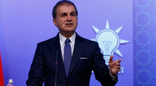 AK Parti Sözcüsü Çelikten Kılıçdaroğluna cevap