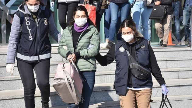 Karsta HDPli belediye başkan yardımcısı ve il başkanı tutuklandı