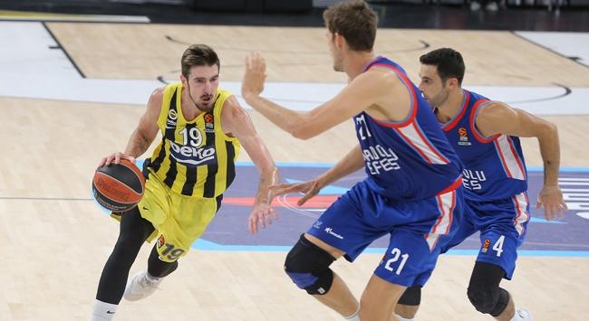 Türk derbisi Fenerbahçe Bekonun