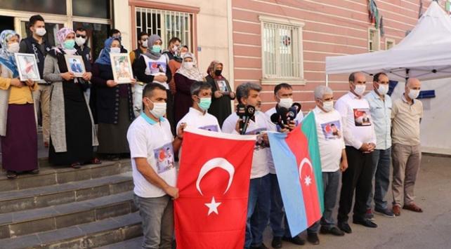 Diyarbakır annelerinden Azerbaycana destek