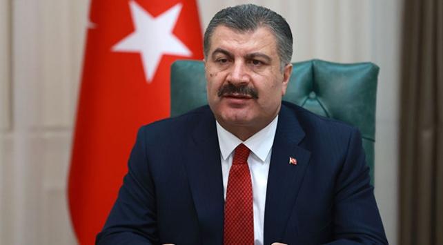 Sağlık Bakanı Koca: Son birkaç haftada salgının hızını kestik