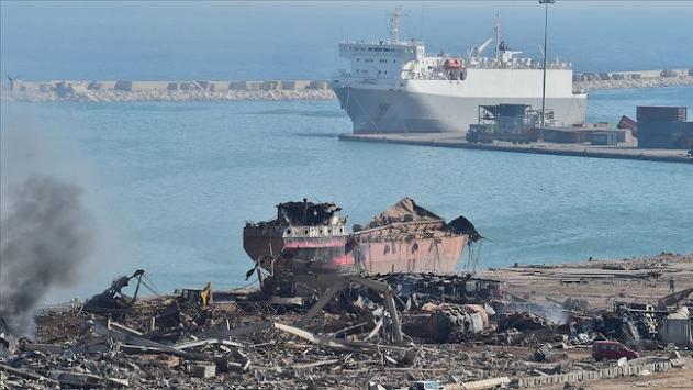İsrail-Körfez anlaşmasının ardından Beyrut Limanı yerini Hayfa Limanına mı bırakıyor?