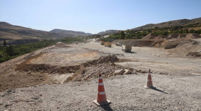 Doğu Anadoludaki 12 ili batıya bağlayan yoldaki tadilatta sona gelindi