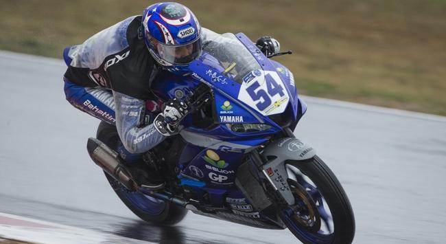 Milli motosikletçinin hedefi sezonu ikinci bitirmek